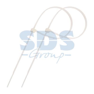 Хомут nylon 250 x 3,6 мм 100 шт белый PROconnect ydsl yds 200m 8 x 200mm self locking nylon cable tie wraps white 250 pcs