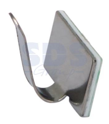 Площадка под шлейф металл 20 х 10 мм 100 шт REXANT shineyoung 100 20 10 100