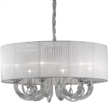 Подвесная люстра Ideal Lux Swan SP3 Bianco подвесная люстра ideal lux paris sp3