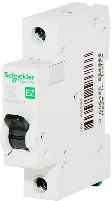 Выключатель автоматический Schneider Electric EASY9 ВА 1П 25А C 4.5кА 1DIN 1полюс 82х18мм автомат 1p 6а тип с 4 5ка schneider electric easy9