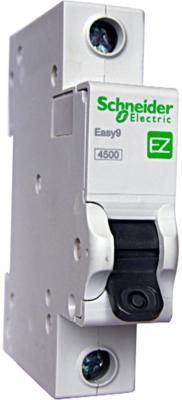Выключатель автоматический Schneider Electric EASY9 ВА 1П 40А C 4.5кА 1DIN 1полюс