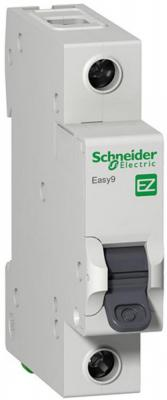 Выключатель автоматический Schneider Electric EASY9 ВА 1П 32А C 4.5кА 1DIN 1полюс 82х18мм автомат 1p 6а тип с 4 5ка schneider electric easy9