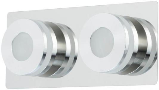 Настенный светодиодный светильник De Markt Пунктум 1 549020402 настенный светодиодный светильник de markt риббон 2 718020101
