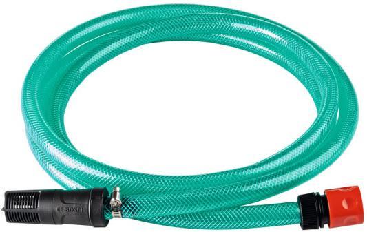 Шланг BOSCH F016800421 всасывающий с обратным клапаном для всех бытовых ОВД AQT шланг всасывающий prorab 1 25мм 10м с обратным клапаном at 10