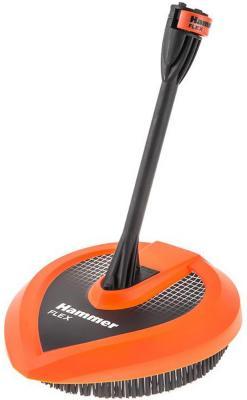 Насадка для очистки плоских поверхностей Hammer Flex 236-023 для мойки высокого давления насадка для очистки плоских поверхностей karcher t racer t 250 plus