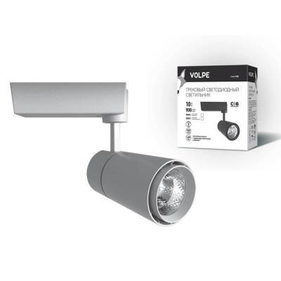 Трековый светодиодный светильник (UL-00003435) Volpe ULB-Q252 10W/NW/H White
