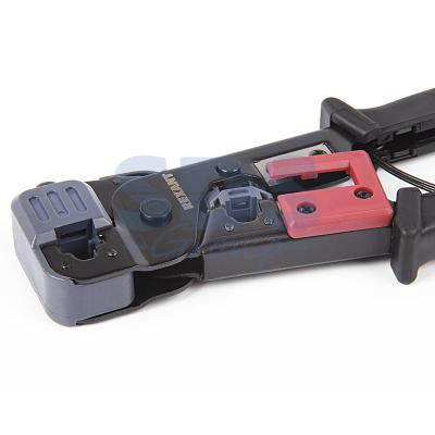 Кримпер для обжима 8P8C / 6P6C / 6P4C / 6P2C (ht-376Е) REXANT кримпер rexant profi 8p8c ht 808 12 3453