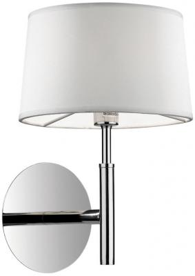 Бра Ideal Lux Hilton AP1 Bianco люстра ideal lux hilton hilton sp6 round bianco