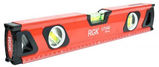 Уровень Rgk U7040 0.4м тепловизор rgk tl 160