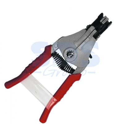 Инструмент для зачистки кабеля 1.0 - 3.2 мм2 (ht-369 В) REXANT инструмент для зачистки кабеля 0 6 3 2 мм2 ht 369 с tl 701 c rexant