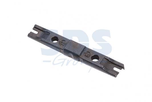 Кросс-нож для заделки и обрезки витой пары 110 (ht-324B) REXANT инструмент для заделки и обрезки витой пары rexant 110 ht 3240 tl 324b