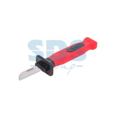 Нож монтажника нержавеющая сталь лезвие 50 мм Rexant нож строительный нержавеющая сталь лезвие 95 мм rexant