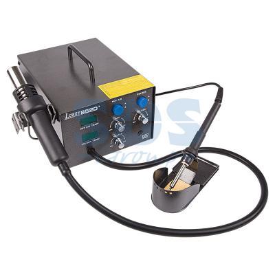 Станция паяльная LUKEY-852D+ с цифровым индикатором температуры паяльная станция element 852d