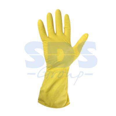 Перчатки латексные хозяйственные перчатки хозяйственные 3 нити 1 пара