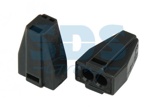 Электромонтажные экспресс-клеммы 773-302 (2*2.5мм? с пастой) REXANT