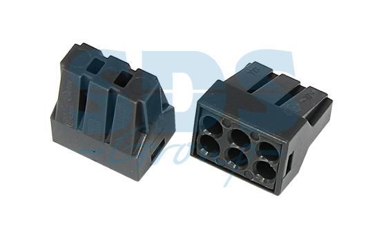 Электромонтажные экспресс-клеммы 773-306 (6*2.5мм? с пастой) REXANT