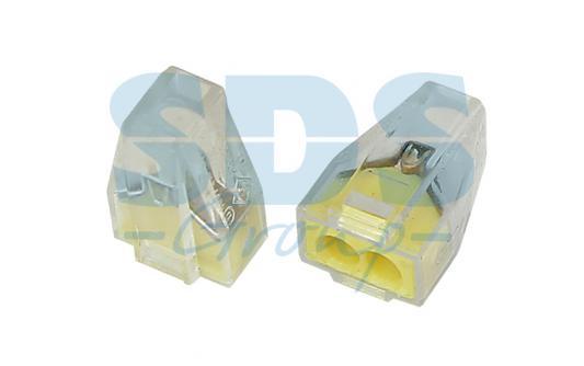 Электромонтажные экспресс-клеммы 773-322 (2*2.5мм?) REXANT