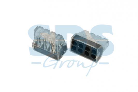 Электромонтажные экспресс-клеммы 773-328 (8*2.5мм?) REXANT