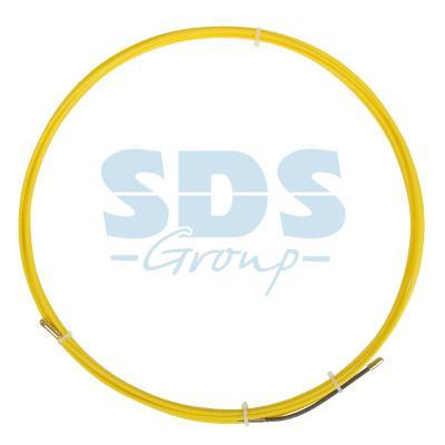 Протяжка кабельная (мини УЗК в бухте), стеклопруток, d=3,0мм, 15м ProConnect термоусадочная трубка d 2мм 15м мини бокс jtc 2035