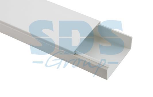 Кабель-канал REXANT 40х25 (30 м/уп) цены онлайн