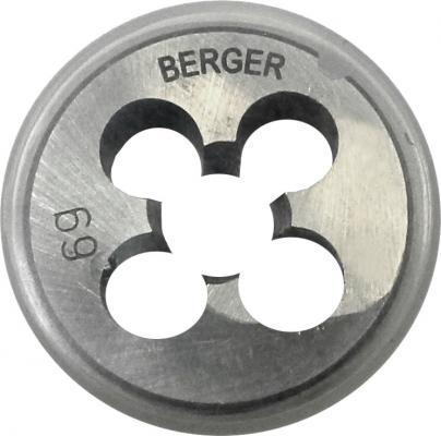 Плашка BERGER BG1007 метрическая м10х1.25мм