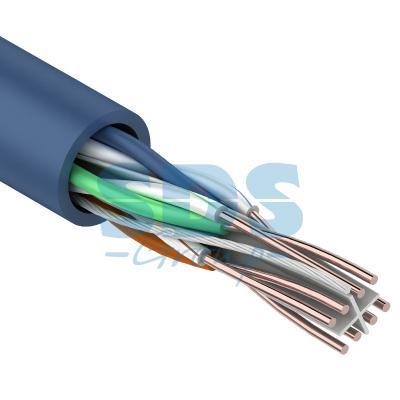 Фото - Кабель UTP 4PR 23AWG CAT6 305м REXANT кабель utp 4pr 24awg cat5e outdoor 1 пог м