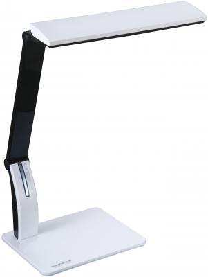 Настольная лампа (06416) Uniel TLD-503 White/LED/546Lm/5000K/Dimer/USB настольная лампа декоративная riforma soffit 4856 5 4856 1 wh e27