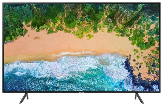 Телевизор Samsung UE55NU7140UXRU черный