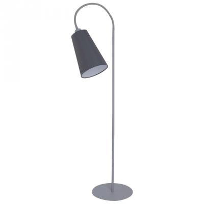 Торшер TK Lighting 3078 Wire Gray modern crystal wire hanging lamp gu10 bulb luxury raindrop pendant light hotel villa staircase lobby foyer lighting fixture p507