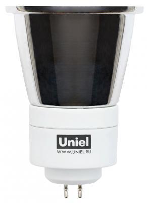 Лампа энергосберегающая (05264) GU5.3 7W 4000K конусная матовая ESL-JCDR CL-7/4000/GU5.3 лампа энергосберегающая mr16 g5 3 7w желтый 4607138149920