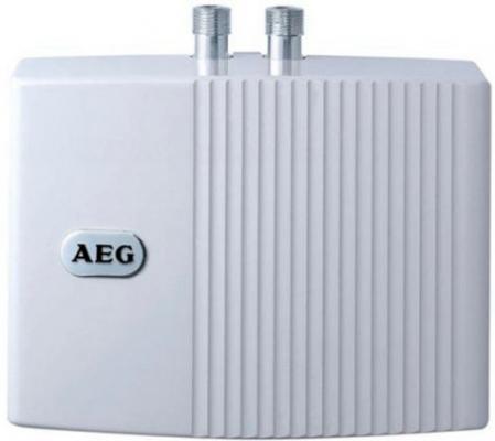 Водонагреватель проточный электрический AEG MTD 350 3500Вт 1.75л/мин 140х190х80мм стоимость