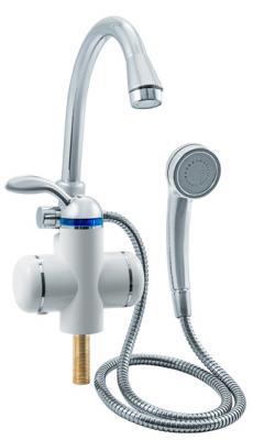 Кран-водонагреватель Unipump BEF-001-03 3000 Вт кран водонагреватель проточного типа unipump bef 003 178