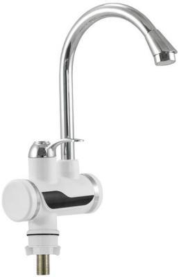 Кран UNIPUMP BEF-012-02 3000Вт Кран кран водонагреватель проточного типа unipump bef 003 178