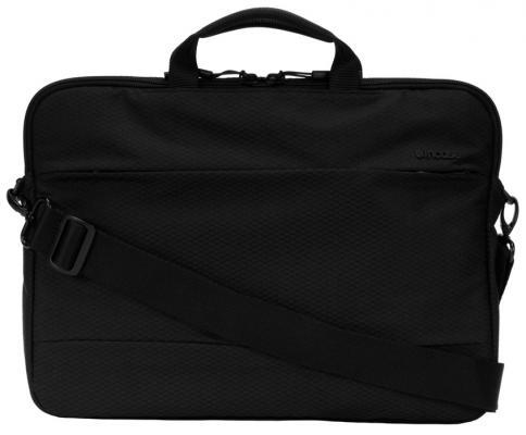 Сумка для ноутбука 15 Incase City Brief with Diamond Ripstop полиэстер черный INCO300361-BLK чемодан универсальная incase novi 4 wheel hubless 31 поликарбонат черный intr100298 blk