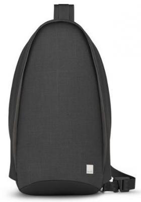 Рюкзак для планшета 10.2 Moshi Tego Crossbody Sling полиэстер нейлон черный 99MO110002 tenba shootout sling medium silver black рюкзак для фотооборудования