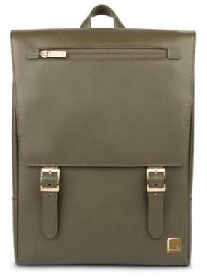 Рюкзак для ноутбука 13 Moshi Helios Mini кожа зеленый 99MO087601 рюкзак helios travel 80 tb084 80l
