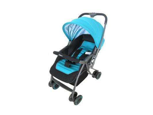 Коляска прогулочная Jetem Uno (light blue 16) поврежденная упаковка прогулочная коляска jetem uno grande синий 16 blue 16