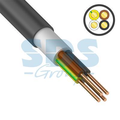 Кабель ВВГзнг(А)-LS 4x1,5 мм?, 100 м., ГОСТ кабель ввгп нг 2х4 мм на отрез гост