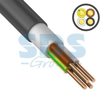 Фото - Кабель ВВГзнг(А)-LS 4x2,5 мм?, 100 м., ГОСТ кабель nymнг а ls 2х1 5 мм 100 м