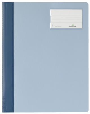 Папка-скоросшиватель MANAGEMENT FILE, инфо-окно, синяя