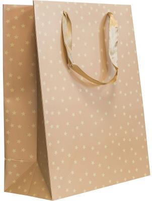Купить Пакет подарочный бумажный ламинированный ЛЮКС, 260*324*127 мм, Winter Wings, Подарочные пакеты