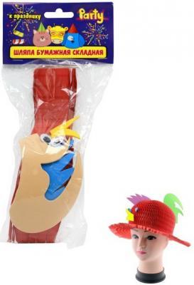 Шляпа бумажная Action Петушок
