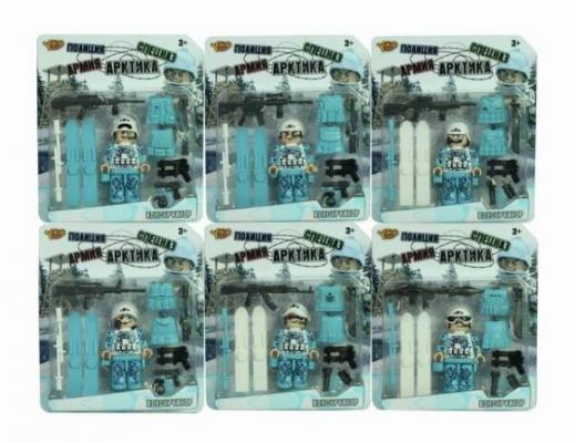 Игровой набор Наша Игрушка Спецназ игрушка bauer спецназ 285