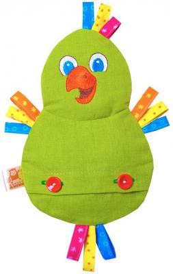 Мягкая игрушка попугай МЯКИШИ Доктор Мякиш Попугай me to you мягкая игрушка попугай melody 10 см