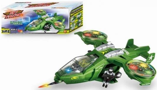 Самолет Schuco Sky Falcon зеленый Y513168 цены
