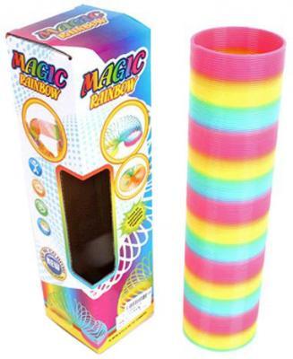 Игра-слик Волшебная радуга, 7,5*30 см коробка sima land антистрессовая игрушка пружинка радуга мышка