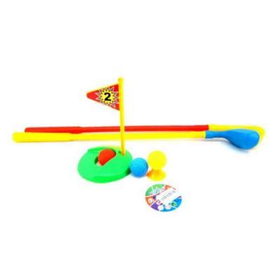 Игровой набор Наша Игрушка Набор для гольфа 8 предметов игровой набор наша игрушка сумочка стилиста 11 предметов