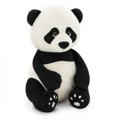Мягкая игрушка панда ORANGE Бу искусственный мех черный белый 25 см OS806/25 мягкая игрушка orange курочка фрося 25 см 6011 25