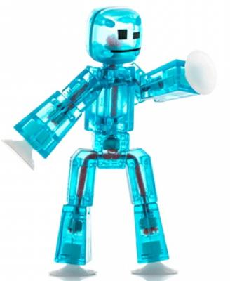 Игрушка фигурка Stikbot в асс-те подвеска сова 6см в асс те