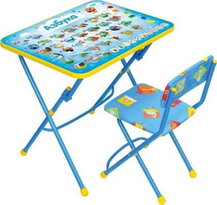 Комплект стол+стул Ника Азбука
